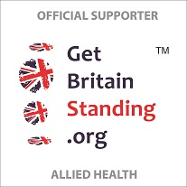 Get Britain Standing.Allied Health Professional